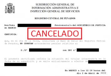 Como cancelar los antecedentes penales y policiales 355x243 GUÍA LEGAL: Como cancelar los Antecedentes Penales y Policiales