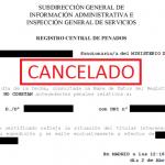GUÍA LEGAL: Como cancelar los Antecedentes Penales y Policiales