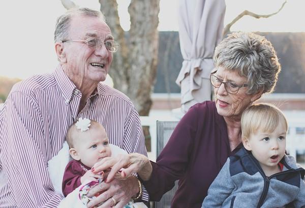 Abuelos nietos tras divorcio