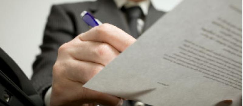 acta notarial