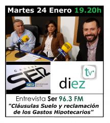 Entrevista CLÁUSULA Suelo